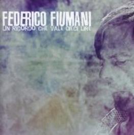 UN RICORDO CHE VALE.. .. DIECI LIRE FEDERICO FIUMANI, CD