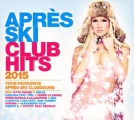 APRES SKI CLUB HITS 2015 V/A, CD