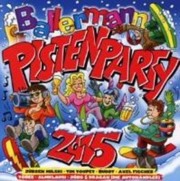 BALLERMANN PISTEN PARTY.. 2015 V/A, CD