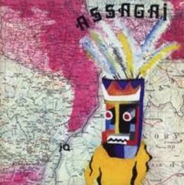 ASSAGAI AFRO ROCK FEAT.DUDU PUKWANA, 1971 ALBUM ASSAGAI, CD