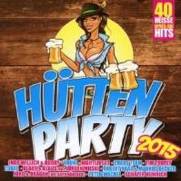 HUETTEN PARTY 2015 V/A, CD