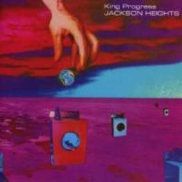 KING PROGRESS 1970 ALBUM FT. LEE JACKSON (THE NICE) JACKSON HEIGHTS, CD