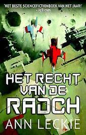 Het recht van de Radch Ann Leckie, Paperback