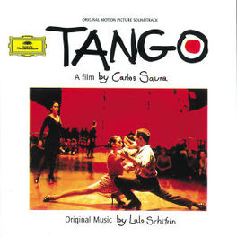 TANGO MUSIC BY LALO SCHIFRIN Audio CD, OST, CD