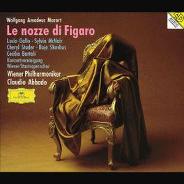 LE NOZZE DI FIGARO -CR ITA- /ABBADO Audio CD, W.A. MOZART, CD