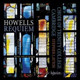 REQUIEM TRINITY COLLEGE CHOIR CAMBRIDGE H. HOWELLS, CD