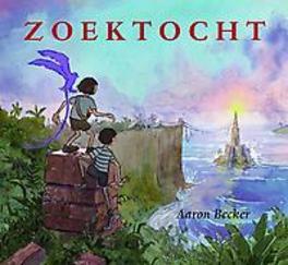 Zoektocht Becker, Aaron, Hardcover