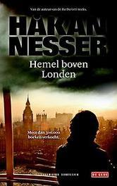 Hemel boven Londen HÃ¥kan Nesser, Paperback