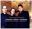 PIANO TRIOS WORKS BY CHAMINADE/DEBUSSY/LENORMAND