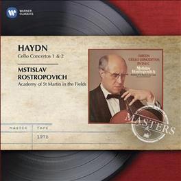 CELLO CONCERTOS MSTISLAV ROSTROPOVICH J. HAYDN, CD