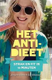 Het anti-dieet Healthy + happy in 10 minuten, Erin Whitehead, Paperback