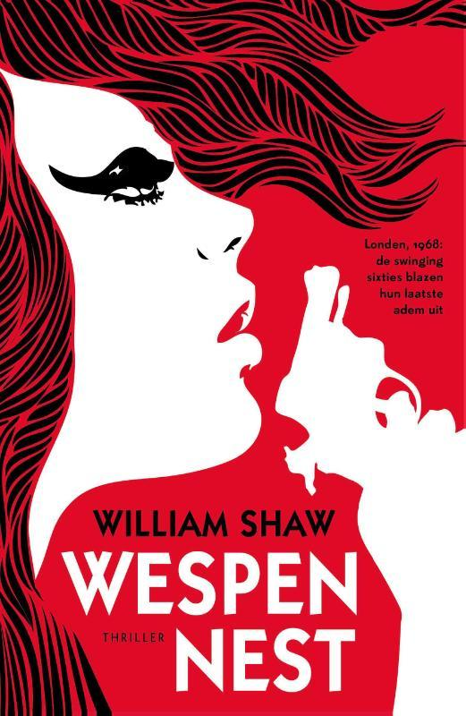 Wespennest 2 Cathal Breen Thriller, William Shaw, Paperback