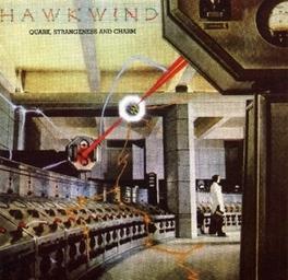 QUARK, -DELUXE- .. CHARM Audio CD, HAWKWIND, CD