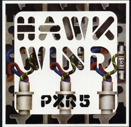 P.X.R.5 Audio CD, HAWKWIND, CD