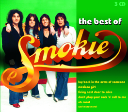 BEST OF... Audio CD, SMOKIE, CD