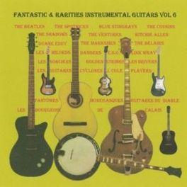 FANTASTIC & RARITIES.-6 .. 50'S & 60'S -6 V/A, CD