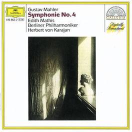 SYMPH. 4 MATHIS/BP/KARAJAN Audio CD, G. MAHLER, CD