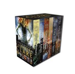 The Mortal Instruments 1-6...