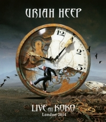 Uriah Heep - Live At Koko,...