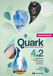 Quark 4.2 - leerwerkboek 2 uur/week, HELLEMANS, JACKY, onb.uitv.