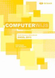 Computerwijs: Elektronisch rekenblad Excel 2013 - leerwerkboek VANDEPUTTE, DIRK, onb.uitv.