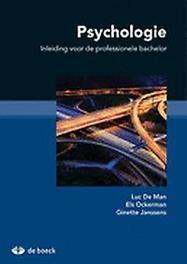 Psychologie: inleiding voor de professionele bachelor Ockerman, Els, onb.uitv.