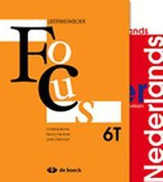 Focus 6 tso - pakket met leerwerkboek en Helder Nederlands onb.uitv.