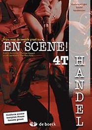 En Scène! 4T Handel - leerwerkboek (2 delen) KERCKHOVE, KATRIEN, onb.uitv.