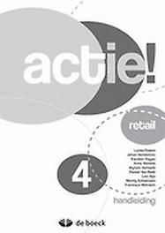 Actie! 4 Retail - handleiding FASTRE, LUCIEN, onb.uitv.