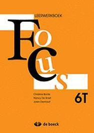 Focus 6 tso - leerwerkboek BONTE, CHRISTINE, onb.uitv.
