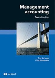 Management accounting Roodhooft, Filip, onb.uitv.