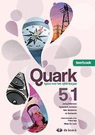 Quark 5.1 - leerboek 1 uur/week, Vanhaecht, Jo, onb.uitv.