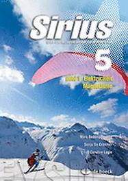 Sirius 5 - deel 1 - Elektriciteit & magnetisme deel 1 : elektriciteit, magnetisme, Beddegenoodts, Marc, onb.uitv.