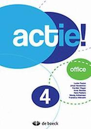 Actie! 4 Office FASTRE, LUCIEN, onb.uitv.