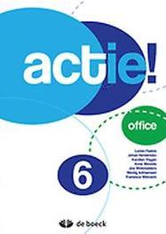 Actie! 6 Office FASTRE, LUCIEN, onb.uitv.