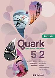 Quark 5.2 - leerboek 2 uur/week, Vanhaecht, Jo, onb.uitv.