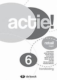Actie! 6 Retail major - handleiding FASTRE, LUCIEN, onb.uitv.