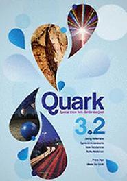Quark 3.2 - leerwerkboek 2 uur/week, HELLEMANS, JACKY, onb.uitv.