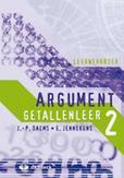 Argument 2 - Getallenleer - leerwerkboek