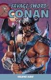 The Savage Sword of Conan 9