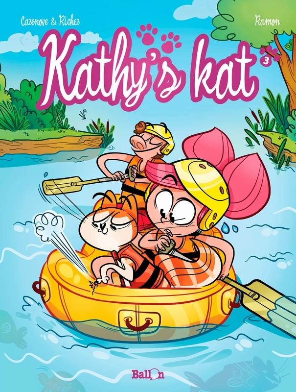 KATHY'S KAT 03. DEEL 3 KATHY'S KAT, RAMON, YRGANE, CAZENOVE, CHRISTOPHE, Paperback