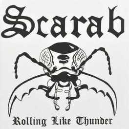 ROLLING LIKE THUNDER SCARAB, CD