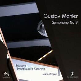 SYMPHONY NO.9 -SACD- BADISCHE STAATSKAPELLE KARLSRUHE G. MAHLER, CD