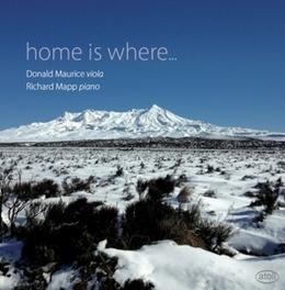 HOME IS WHERE... DONALD/RICHARD M MAURICE, CD