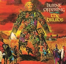 BURNT OFFERINGS FIRST TIME ON CD DRUIDS, CD