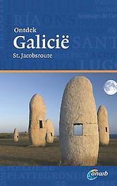 Galicië en St. Jacobsroute Tobias Büscher, Paperback
