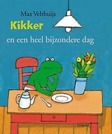 Kikker en een heel bijzondere dag Velthuijs, Max, Hardcover