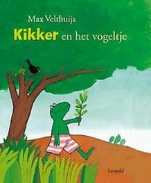 Kikker en het vogeltje Max Velthuijs, Hardcover