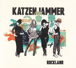 ROCKLAND *3RD STUDIO ALBUM BY NORWEGIANS FINEST FOLKPOPPERS* KATZENJAMMER, CD