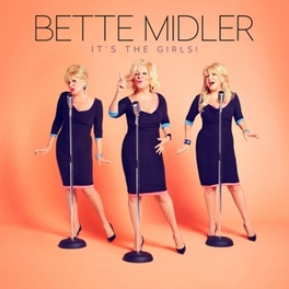 IT'S THE GIRLS BETTE MIDLER, Vinyl LP